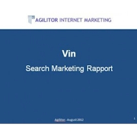rapport om search marketing