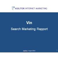 rapport om search marketing